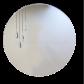 MT19 Clear Quad Teardrop Mirror