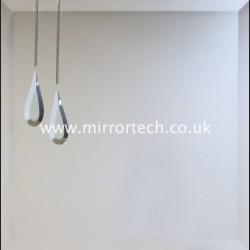 MT22 Clear Duo Teardrops Mirror