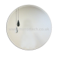 MT24 Clear Black Duo Teardrops Mirror