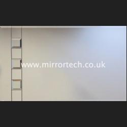 MT 60 Trio Lead Square Mirror