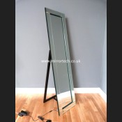 LED916CHV - LED Cheval Mirror - Mirror Frame