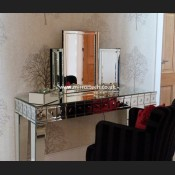 LEDDRSSIL- LED Dressing Table Mirror - Mirror Frame