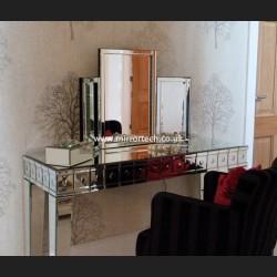 LEDDRSSIL- LED Dressing Table Mirror - Mirror Frame